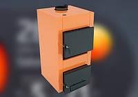 Твердотопливный котел пиролизного типа Vulkano LTА (воздухогрейный)