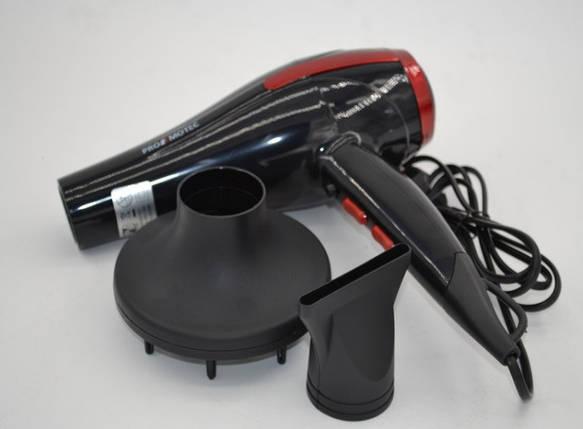 Профессиональный фен для сушки волос Promotec PM 2305, 3000W, фото 2
