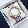 Часы в стиле bright pink
