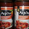 Соус кисло-сладкий Aspiro, 520 г