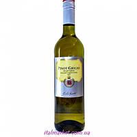 Вино Пинот Pinot Grigio 0.75л