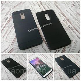 Стильный TPU чехол Urban для Xiaomi (Ксиоми) Redmi 5 Plus (2 цвета)