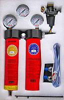 Профессиональный воздушный фильтр ITALKO AC6002.  Двойной