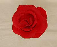 Роза бархат - 15 (15 см)