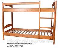 Разборная кровать два яруса