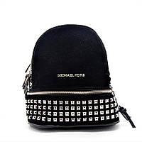 Женский рюкзак МК черного цвета из ЭкоКожи DSO-032772, фото 1