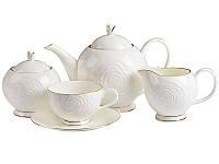 Чайный набор Lefard Бланко на 15 предметов 264-306