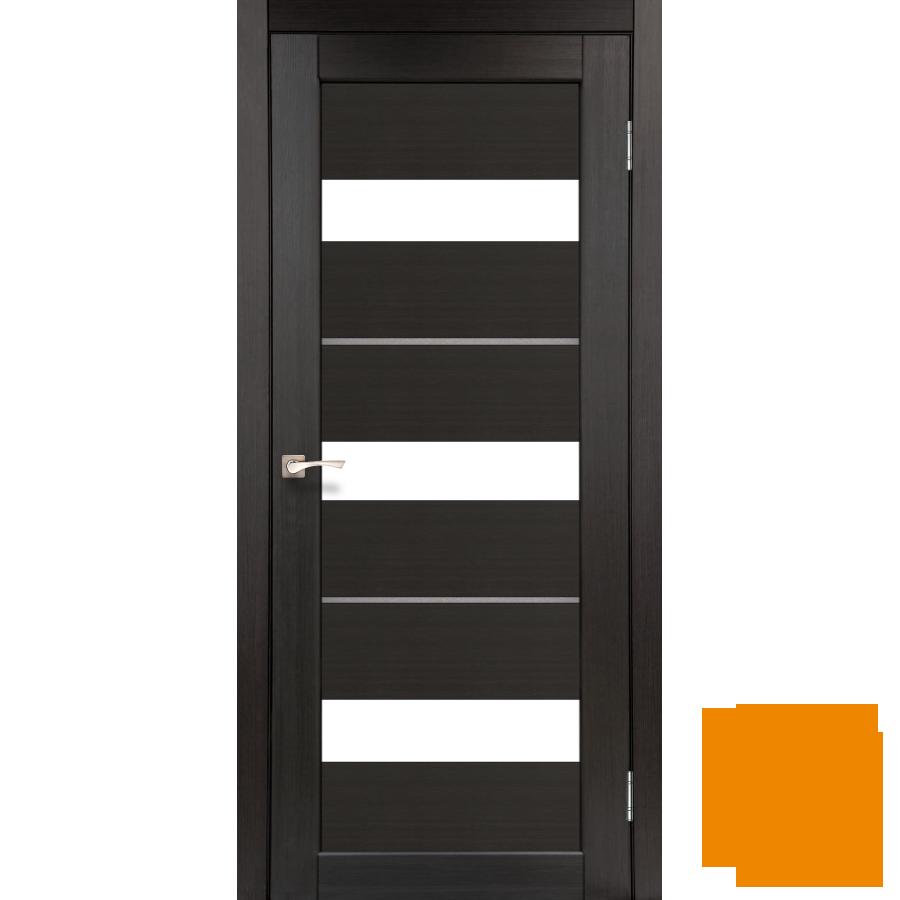 "Межкомнатная дверь коллекции ""Porto deluxe"" PD-12 (венге)"