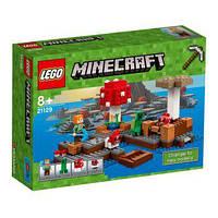 Конструктор LEGO Minecraft 21129 Грибной остров