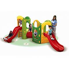 Дитячий ігровий центр-комплекс Мультигорка 8 в 1 Little Tikes 440W