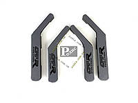 Ручка-подлокотник ВАЗ 2101, 2102, 2103, 2104, 2105, 2106, 2107 комплект (серо-черные)
