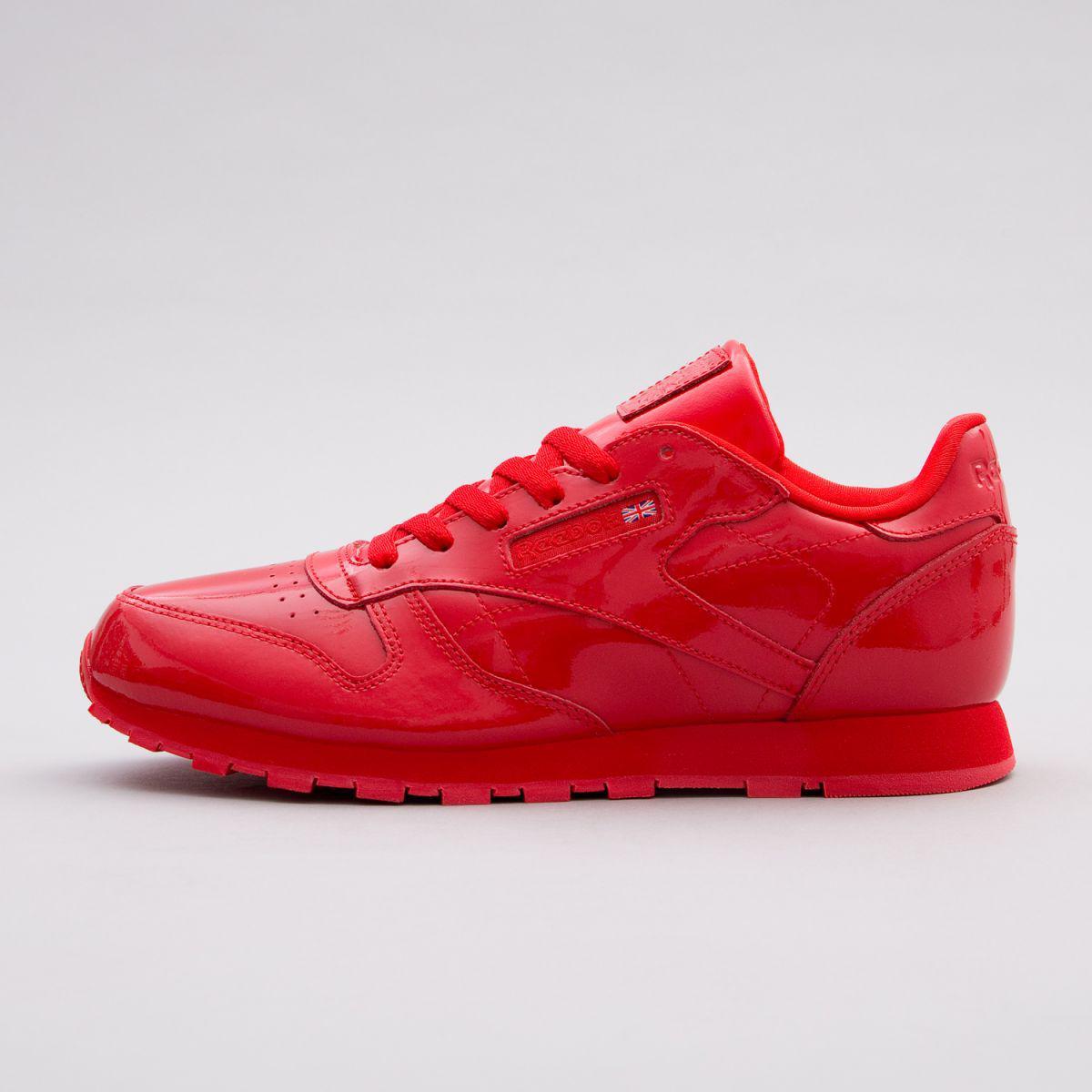 Оригинальные кроссовки REEBOK CLASSIC LEATHER PATENT   продажа, цена ... edd1f20de3b