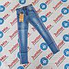 Подростковые джинсы с лампасами для девочек оптом GRACE