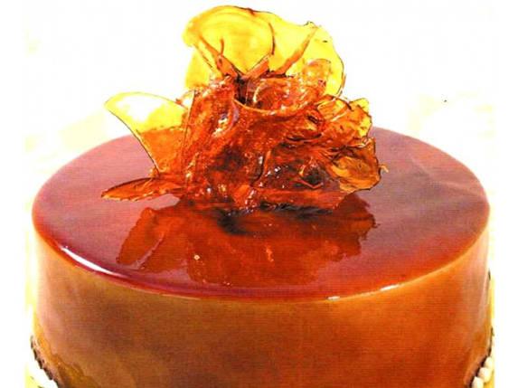 Декогель Карамель кондитерський гель, 12 кг, фото 2