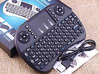 Пульт с клавиатурой Mini Keyboard i8 аэромышь