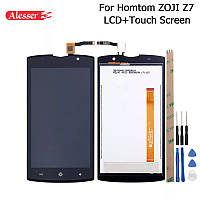 LCD дисплей + сенсор HOMTOM ZOJI Z7 (модуль)