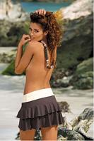 Пляжная юбка с оборками Marko M 334 MILA. Много расцветок