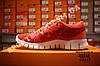 Кроссовки Nike Free Run 2.0 Orange Оранжевые женские, фото 4