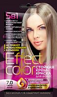 Cтойкая крем-краска для волос «Effect Сolor», цвет светло-русый