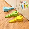 Стоппер дверной силиконовый Ключик