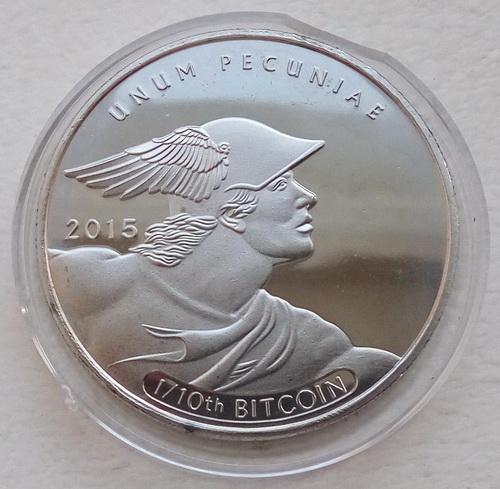 1/10 БИТКОИН Bitcoin