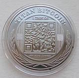1/10 БИТКОИН Bitcoin, фото 2