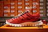 Кроссовки Nike Free Run 2.0 Red Красные женские, фото 3