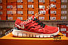 Кроссовки Nike Free Run 2.0 Red Красные мужские, фото 4