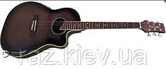 Электроакустическая гитара PARKSONS EA205 (BKS)