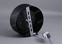 Светильник потолочный накладной черный 15w Horoz Sandra-15, фото 3