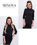 Блуза женская норма  Минова р. 42-46, фото 3