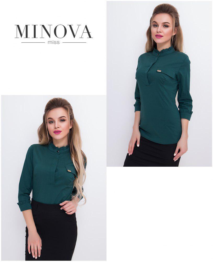 Блуза женская норма  Минова р. 42-46