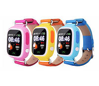 Смарт часы Smart Baby Watch Q90 с GPS, фото 3