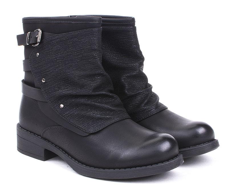 Женские ботинки Delossantos