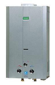 Газовая колонка TERMAXI JSD-20W серебристая на 10 л/мин