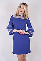 Платье Волан сетка