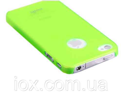 Защитный чехол-накладка для iPhone 4/4s