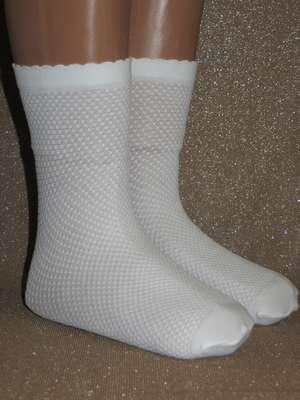 Р. 34-36 ( 9-11 лет )  носочки Bross 40 micro капроновые