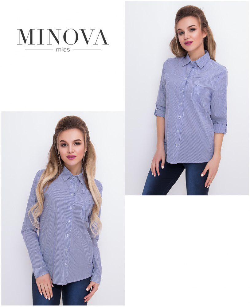 3c844d789198 Блуза женская норма Минова р. 42-46