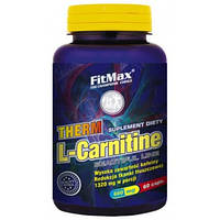 Л-карнитин - Therm L-Carnitine - FitMax - 90 капс
