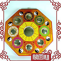 Зеркало Багуа-отражение потоков негативной энергии (освящен)