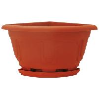 Цветочный горшок угловой «Петуния» (Алеана) 20х14,8