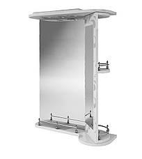 Комплект мебели для ванной комнаты Жемчуг 3-60-3-60 ВанЛанд, фото 3