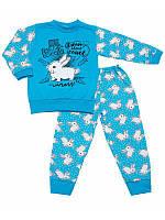 Пижама для  легкая Зайчик оптом