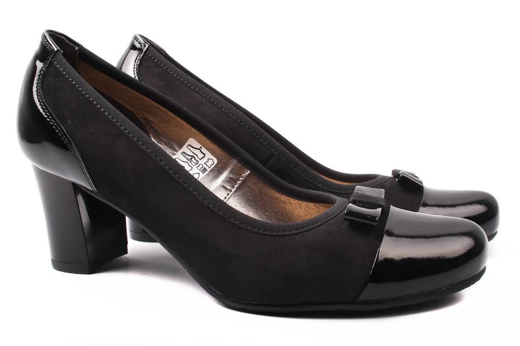 Туфли женские Goral нубук d843dbd83919d