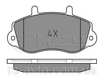 Колодки тормозные (передние) Renault Master, Рено Мастер 98- R15 025 233 0218