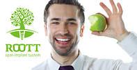 Имплантация зубов системы ROOTT Швейцария
