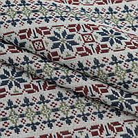 Ткань гобелен орнамент Карпаты