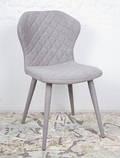 Обеденный стул VALENCIA (Валенсия) серый Nicolas (бесплатная доставка), фото 4