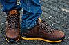 Ботинки h754by new balance мужские (нубук) оригинал, фото 5